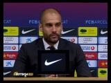 Чемпионат Испании 2011/12 | 35 тур | Пресс-конференция | Барселона (Барселона) - Реал (Мадрид) | ТРК